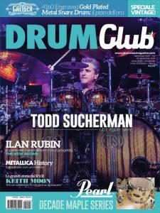 Drum Club Magazine N.4 - Settembre 2020