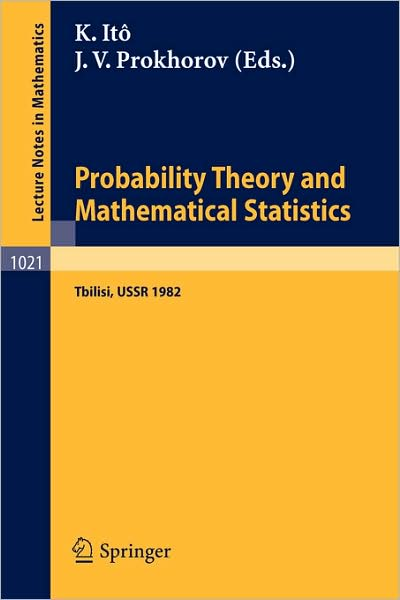 Probability Theory and Mathematical Statistics (repost)