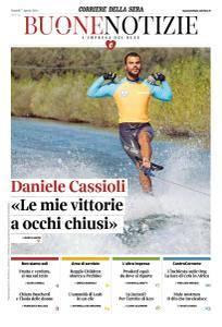 Corriere della Sera Buone Notizie - 7 Agosto 2018