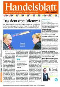Handelsblatt - 25. November 2015