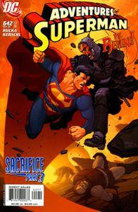 Adventures of Superman 642