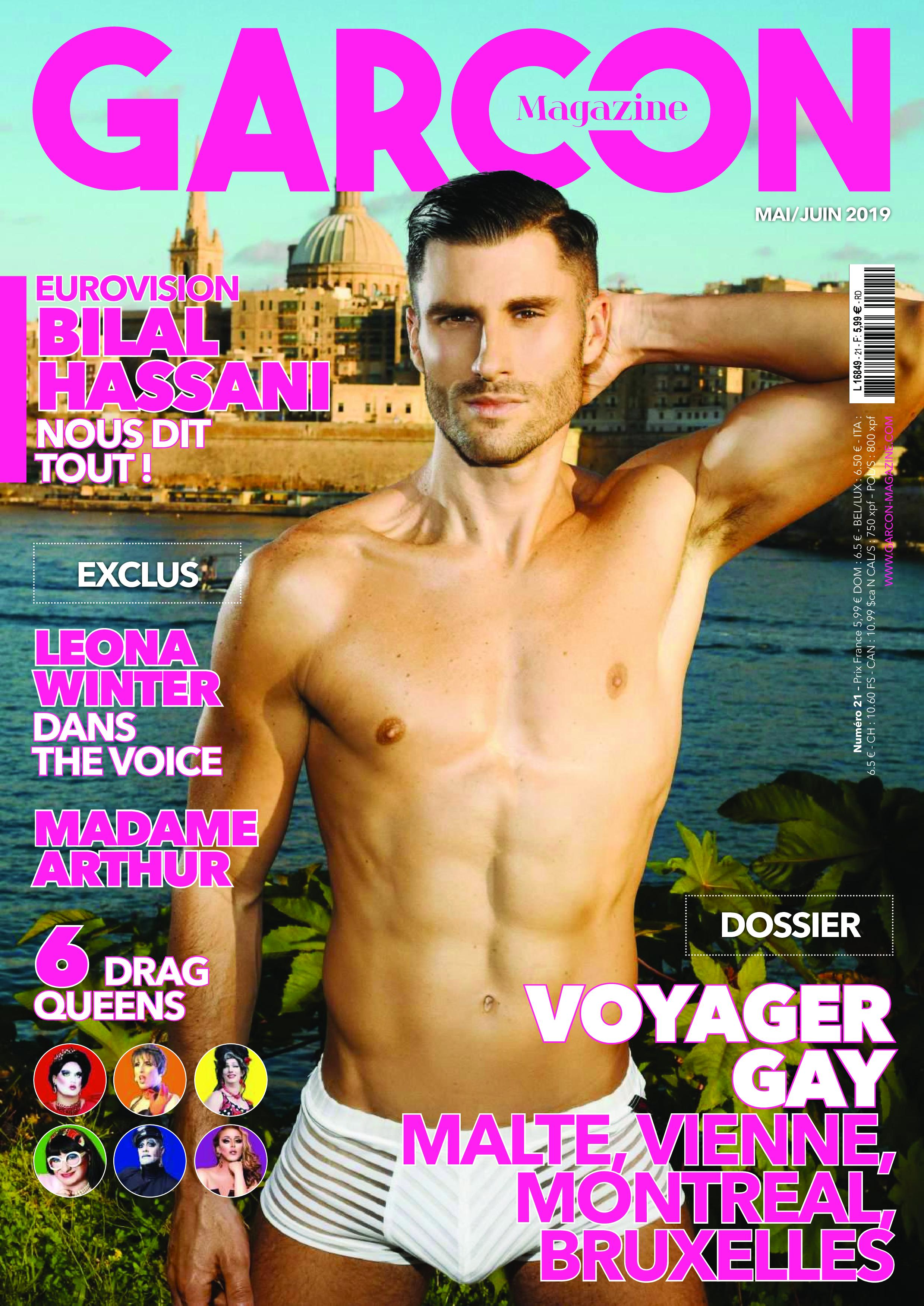 Garçon Magazine - mai 2019