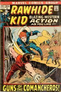 Rawhide Kid v1 102 1972