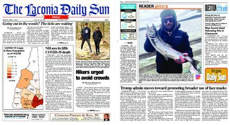 The Laconia Daily Sun – April 03, 2020