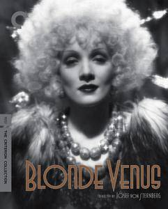 Blonde Venus (1932) [Criterion Collection]
