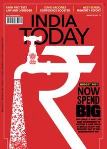 India Today - January 25, 2021
