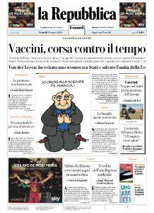 la Repubblica - 19 Marzo 2021