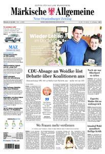 Neue Oranienburger Zeitung - 08. Mai 2019