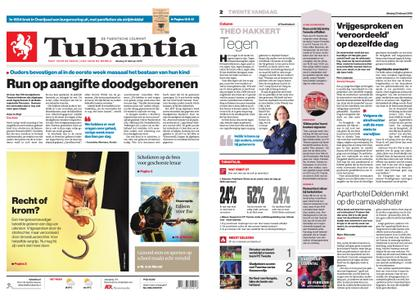 Tubantia - Enschede – 12 februari 2019