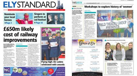 Ely Standard – March 12, 2020