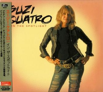 Suzi Quatro - In The Spotlight (2011) {UK For Japan}