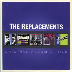 The Replacements - Original Album Series (2012) {5CD Box Set}