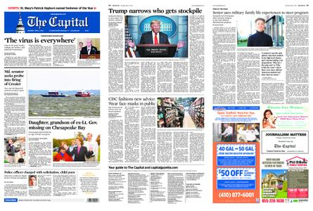 The Capital – April 04, 2020