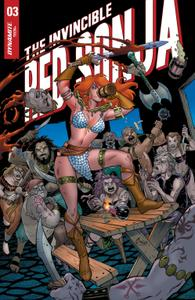 The Invincible Red Sonja 003 (2021) (5 covers) (digital) (The Seeker-Empire