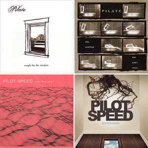 Pilot Speed (Pilate) - Albums Collection 2003-2009 (4CD)