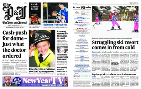 The Press and Journal Moray – December 31, 2018
