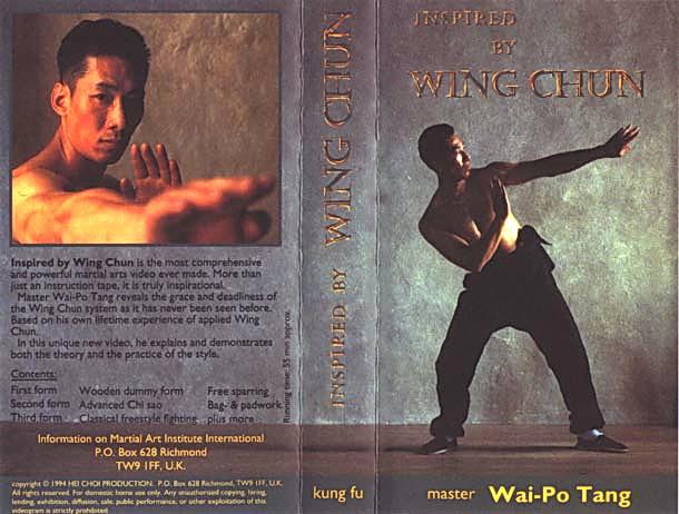 Way-Po Tang - Inspired by Wing Chun