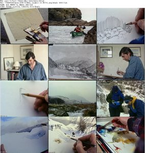 David Bellamy : Learn To Paint - Watercolour Adventures