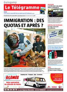 Le Télégramme Guingamp – 06 novembre 2019