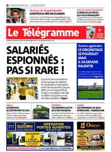 Le Télégramme Landerneau - Lesneven – 22 mars 2021