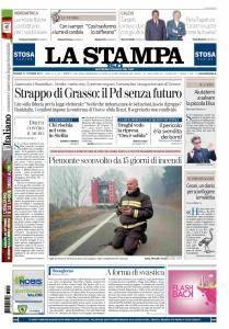 La Stampa Torino Provincia e Canavese - 27 Ottobre 2017