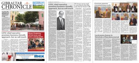 Gibraltar Chronicle – 27 January 2020