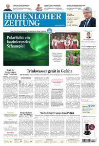 Hohenloher Zeitung - 12. Mai 2018