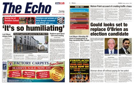 Evening Echo – January 07, 2020