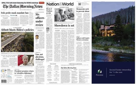 The Dallas Morning News – September 22, 2021