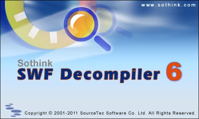 Sothink SWF Decompiler 6.4 Build 3450