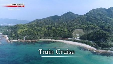 NHK Train Cruise - The Energy of Yamaguchi's Harsh Coastline (2019)