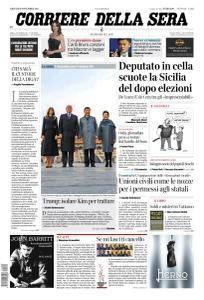 Corriere della Sera - 9 Novembre 2017