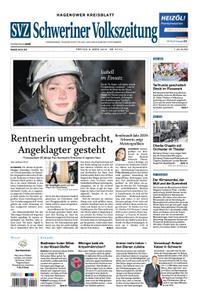 Schweriner Volkszeitung Hagenower Kreisblatt - 08. März 2019
