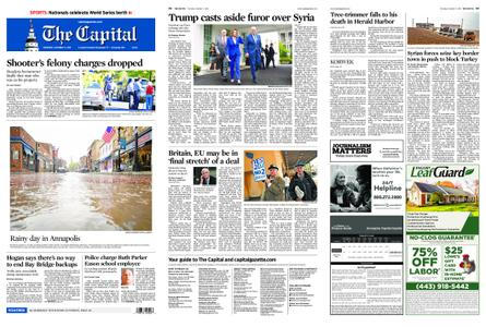 The Capital – October 17, 2019