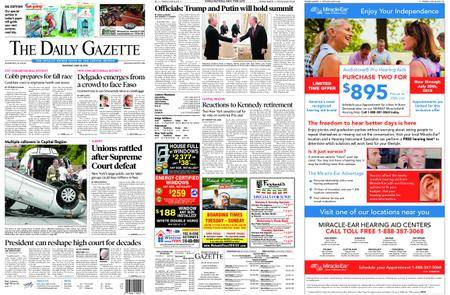 The Daily Gazette – June 28, 2018