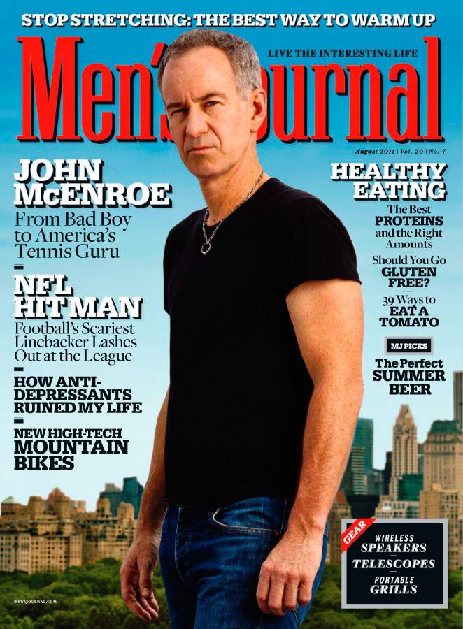 Men's Journal - August 2011