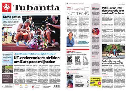 Tubantia - Enschede – 04 juni 2018