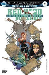 Red Hood  the Outlaws 008 2017 2 covers Digital Zone-Empire