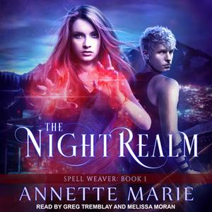 «The Night Realm» by Annette Marie