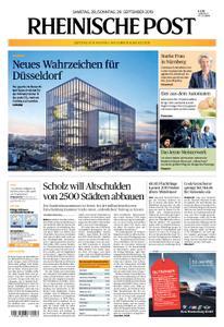 Rheinische Post – 28. September 2019