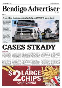 Bendigo Advertiser - April 7, 2020