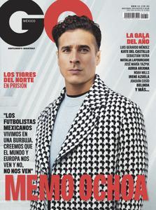 GQ México - noviembre 2019