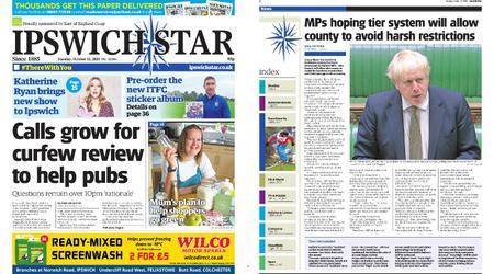 Ipswich Star – October 13, 2020