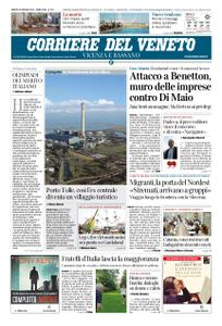 Corriere del Veneto Vicenza e Bassano – 29 giugno 2019