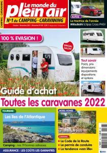 Le Monde du Plein-Air - Octobre-Novembre 2021