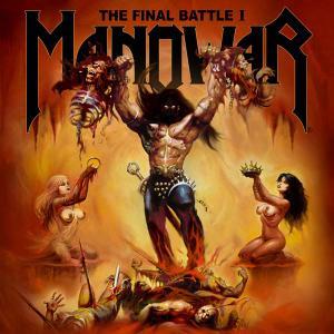 Manowar - The Final Battle I (2019) (EP)