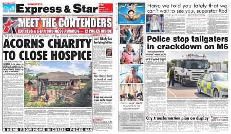 Express and Star Sandwell Edition – June 04, 2019