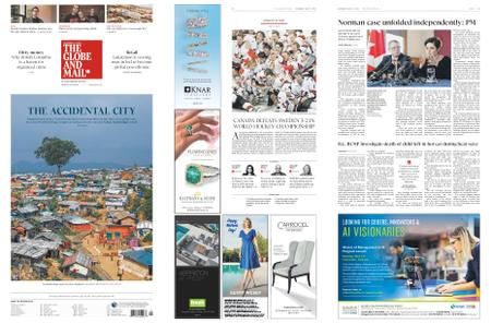 The Globe and Mail – May 11, 2019