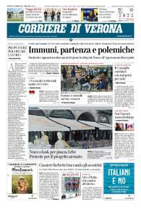 Corriere di Verona – 15 ottobre 2020