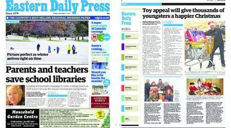 Eastern Daily Press – December 01, 2017
